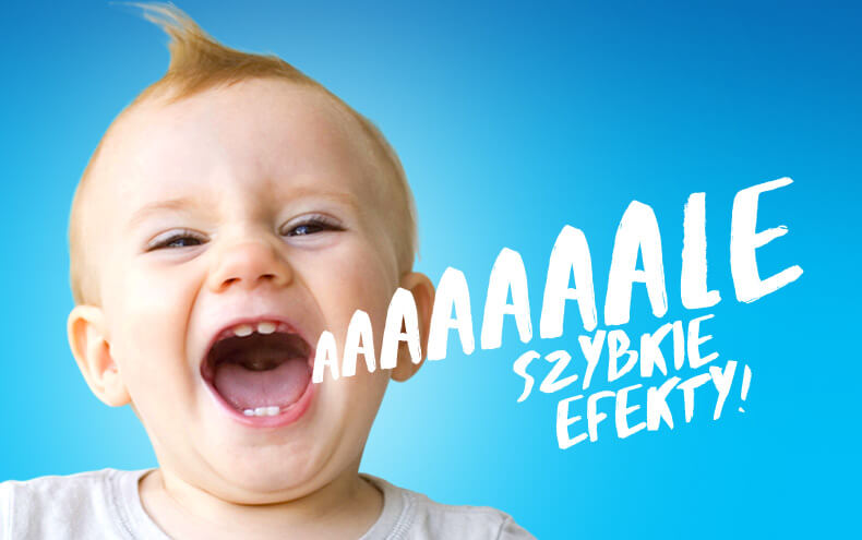 Dentosept A Mini - ulga na afty i pleśniawki u niemowlaka.