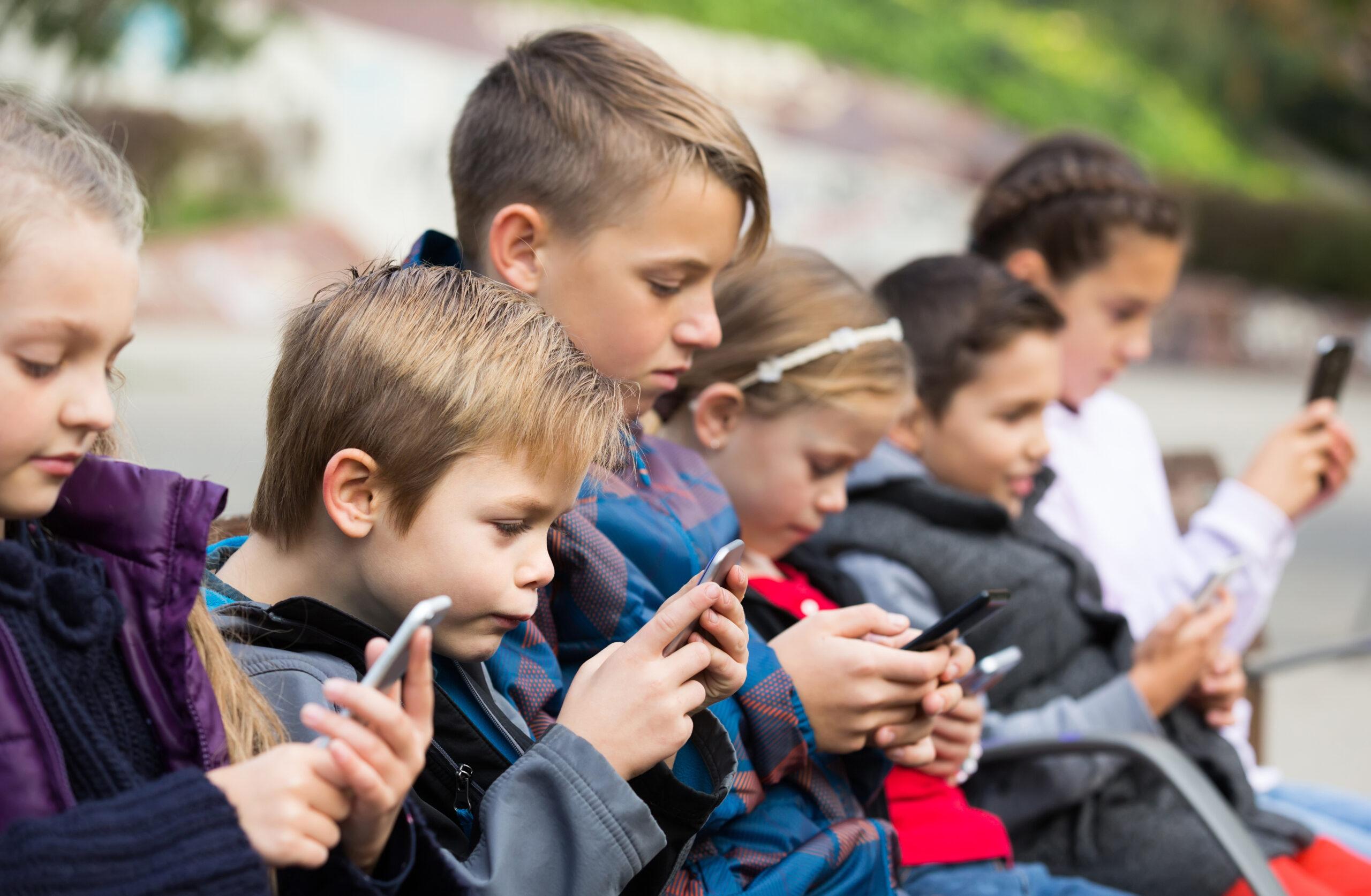 oderwać dziecko od smartfona