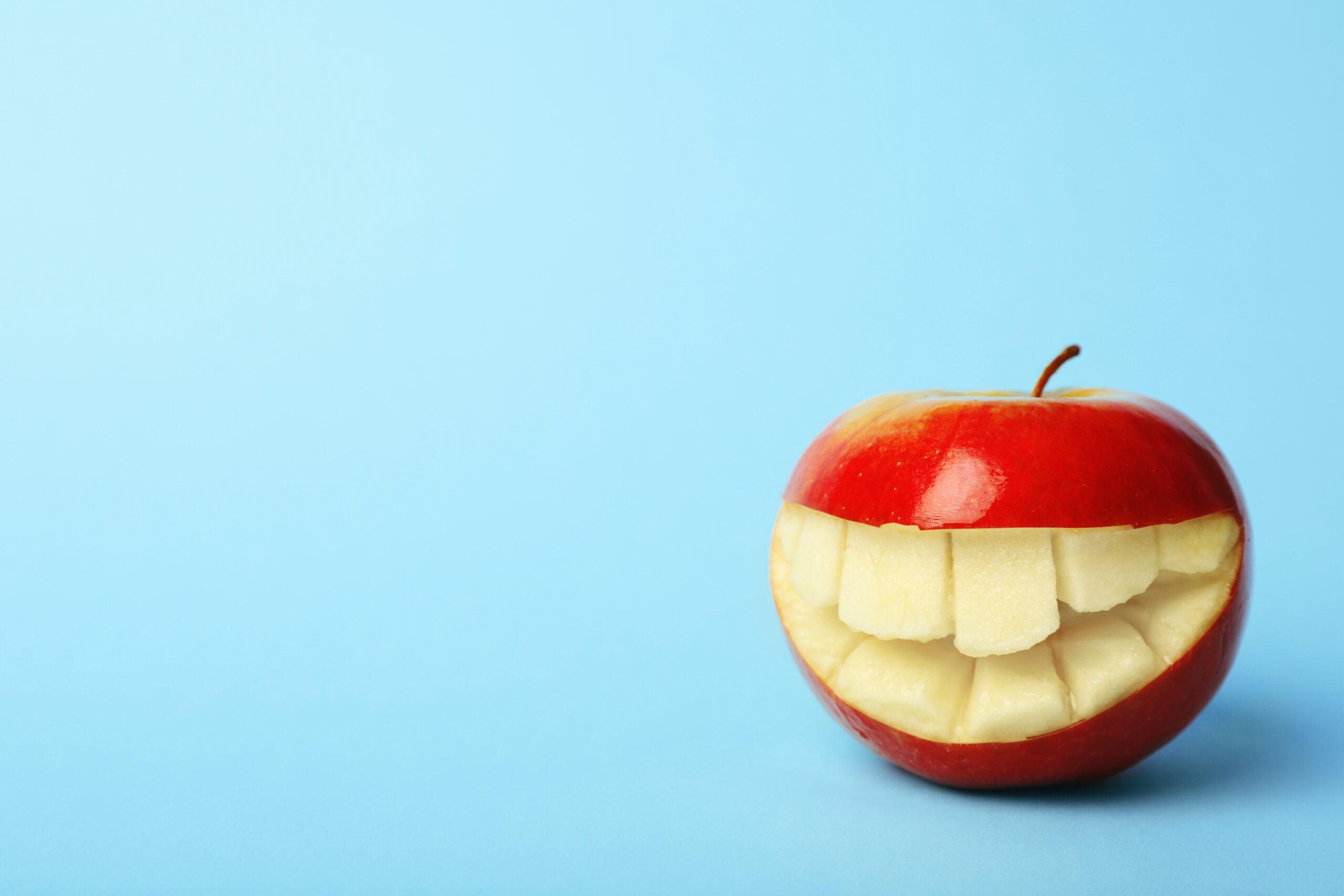 zdrowe zęby a dieta